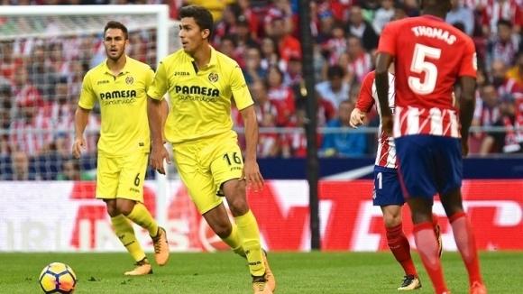 Атлетико Мадрид привлече полузащитник от Виляреал