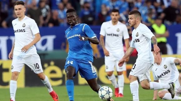 Славия уреди контрола с потенциален съперник на БГ клубовете в Лига Европа