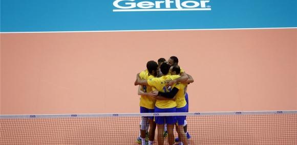 Силна Бразилия разгроми Сърбия насред Кралево