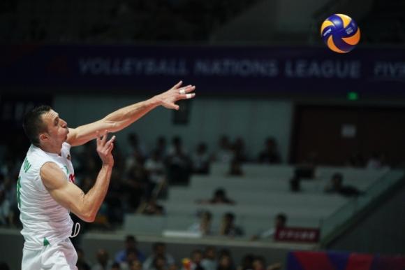 FIVB: България се поизплаши, но стигна до победата