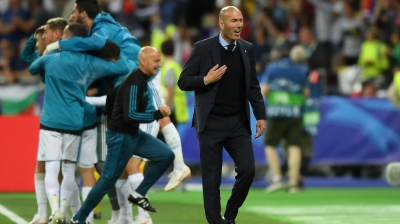 Думите на Роналдо засенчиха триумфа на Зидан