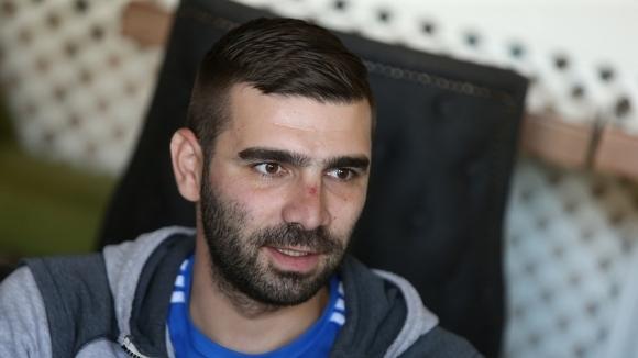 Владо Стоянов започва да се готви с Лудогорец