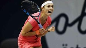 Виктория Томова нагоре с шест места