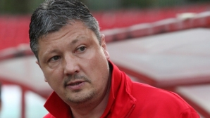 Тандемът Пенев-Балъков поема властта в ЦСКА-София