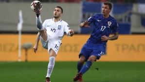 Селекционерът на хърватите не споделя мнението на Алегри