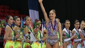 Зарадваха Елена Бинева с емоционално видео