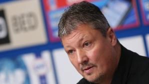 Любо Пенев се виждал като сър Алекс за ЦСКА-София