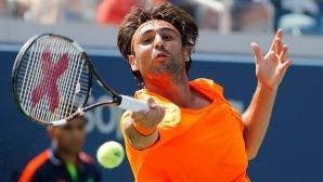 Квалификант изхвърли Багдатис от турнира в Женева