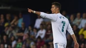 Кристиано: Ливърпул ми напомня на Реал отпреди няколко години