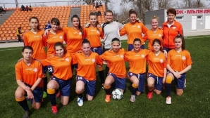 ФК Олимпия (Шумен) ще участва в Международен турнир за жени в Гърция
