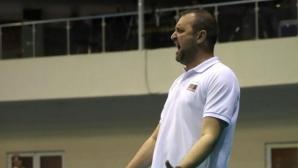 Иван Петков: Победата е най-важна