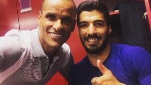 Ривалдо препоръча на Барселона да вземе Салах