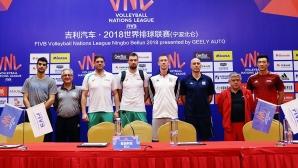 Пламен Константинов: Надявам се, че ще изиграем добри мачове (видео)