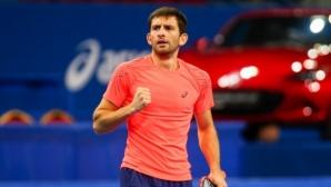 Лазов е четвъртфиналист в Неапол