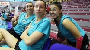 България продължава без Доби Рабаджиева в Златната европейска лига