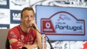 Citroen уволниха Крис Мийк от WRC програмата