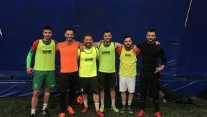 Поредна драма между отборите на Божинов и Тони Найка