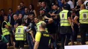 НБЛ промени програмата за оставащите мачове между Балкан и Левски Лукойл