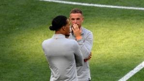 Хендерсън: Взехме си поуки от финала срещу Севиля