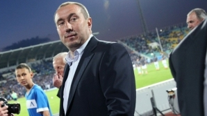 Мъри Стоилов: Сезонът е нулев за Левски