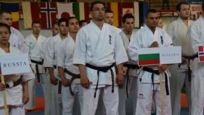 България с бронз в първия ден на  Световна младежка лига по карате