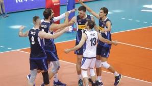 Зайцев заби 32 точки, Италия удари Бразилия в Кралево