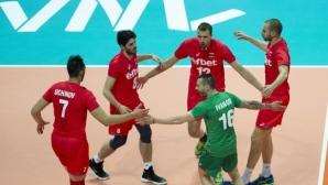 България обърна Аржентина и записа втора победа във ВНЛ (видео + галерия)