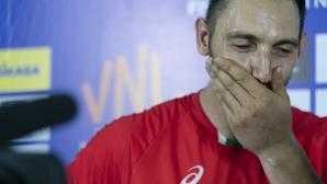 Николай Учиков: Започнахме да играем все по-добре