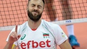 Николай Николов: Никога не съм отказвал на България