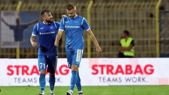 Левски стартира преговори със сърцат футболист