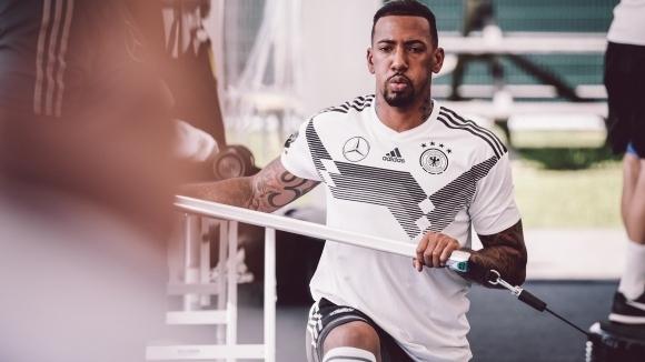 Защитник на Байерн пропусна днешната тренировка на Германия