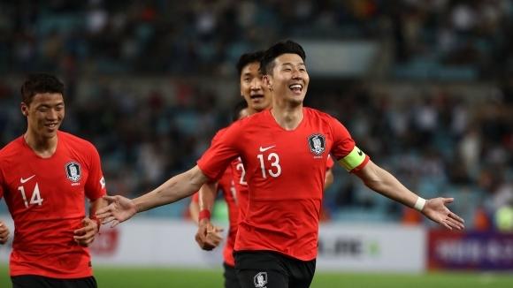 Южна Корея започна контролите с победа над Хондурас