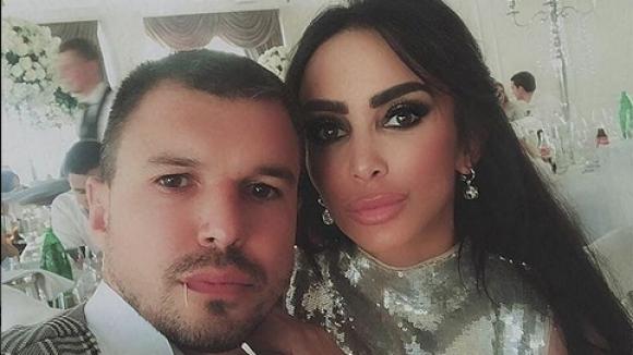 Валери и Биляна блестят на сръбска сватба (снимки)