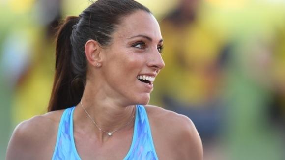 Ивет Лалова ще бяга 200 м на Диамантената лига в Рим