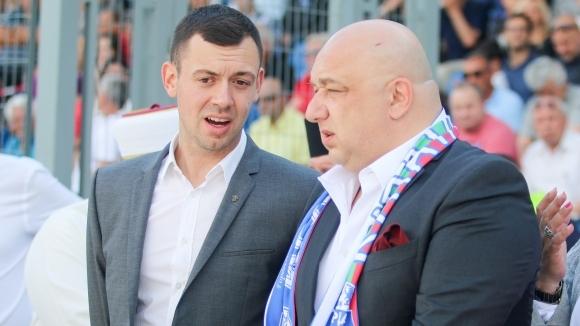Босът на Арда пред Sportal.bg за шампионския сезон, целите във Втора лига и бъдещето пред клуба