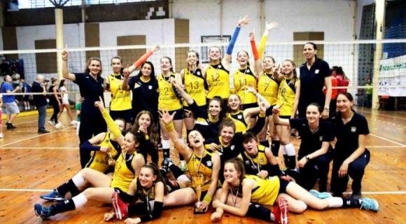 Марица спечели титлата от държавното първенство за момичета до 15 години