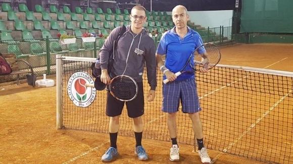 Ветеран срещу младок във финала на Петия вечерен турнир на Интерактив тенис