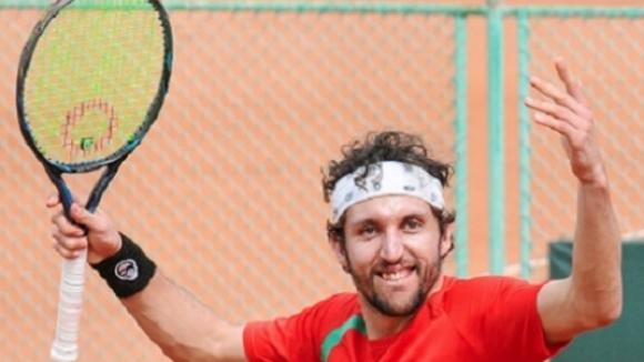 Васко Младенов допусна загуба в 1 кръг в Тунис