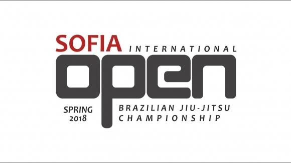 SOFIA OPEN Championship - турнир по Бразилско Джу Джицу тази събота
