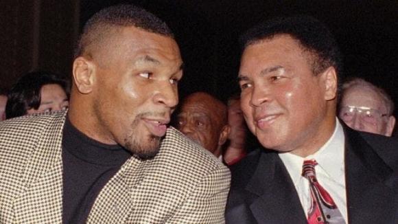 Тайсън страдал за загубите на Али