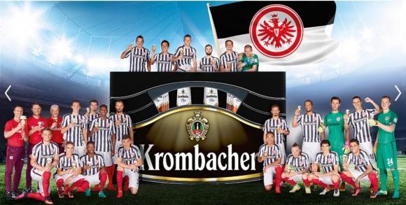 Най-голямата немска бира, спонсор на елитни клубове, хвърля милиони евро за хазартна реклама