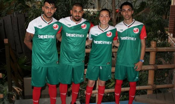 България започва днес участието си на европейското по стрийт футбол
