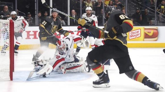 Вашингтон изравни финалната серия в НХЛ