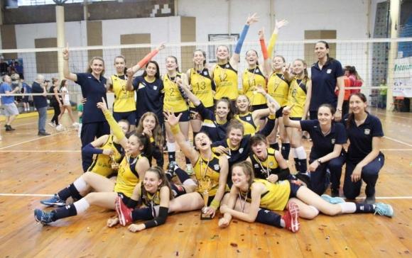 Марица e шампион при момичетата U15