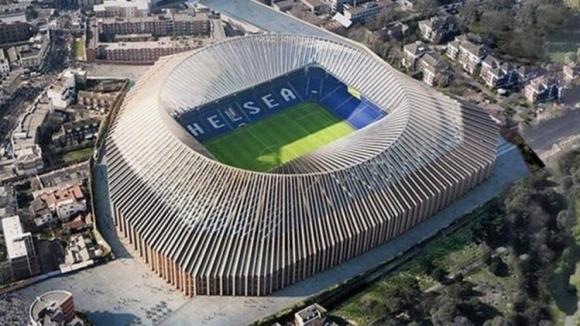 Челси се отказа от новия стадион заради проблемите на Абрамович