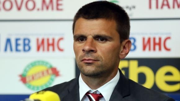 Попитаха Валентин Илиев дали би станал треньор на ЦСКА-София, ето как отговори (видео)