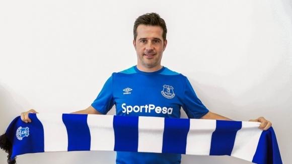 Евертън официално обяви новия мениджър