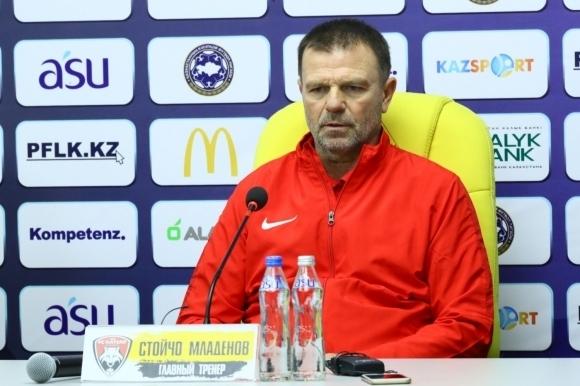 Стойчо Младенов след загубата от Астана: Бяхме почти равностойни