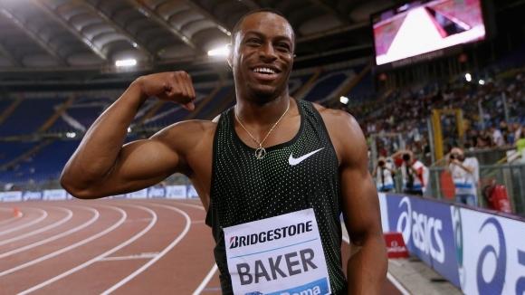 Бейкър свали още най-добрия резултат в света за сезона на 100 м