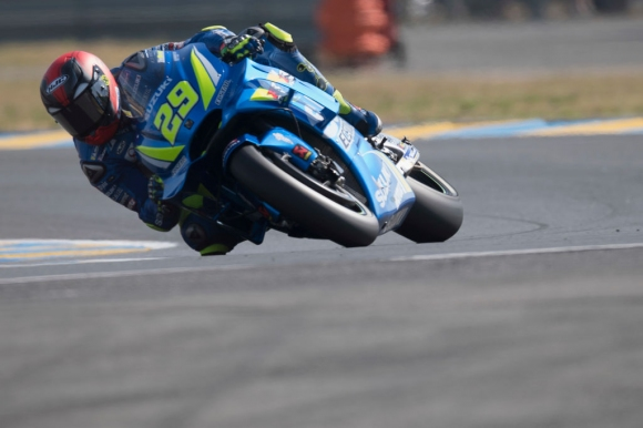 Яноне остана начело и във втората тренировка от MotoGP в Италия (видео)